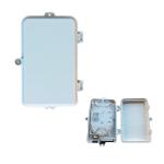 Scatola di distribuzione ottica da muro 4 fibre IP55