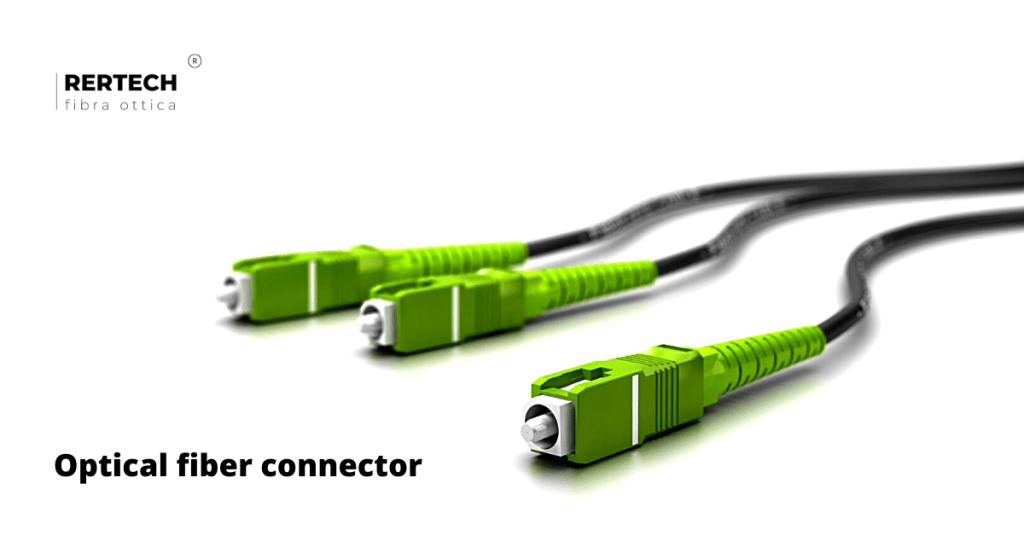 RERTECH - Connettore per Fibra Ottica