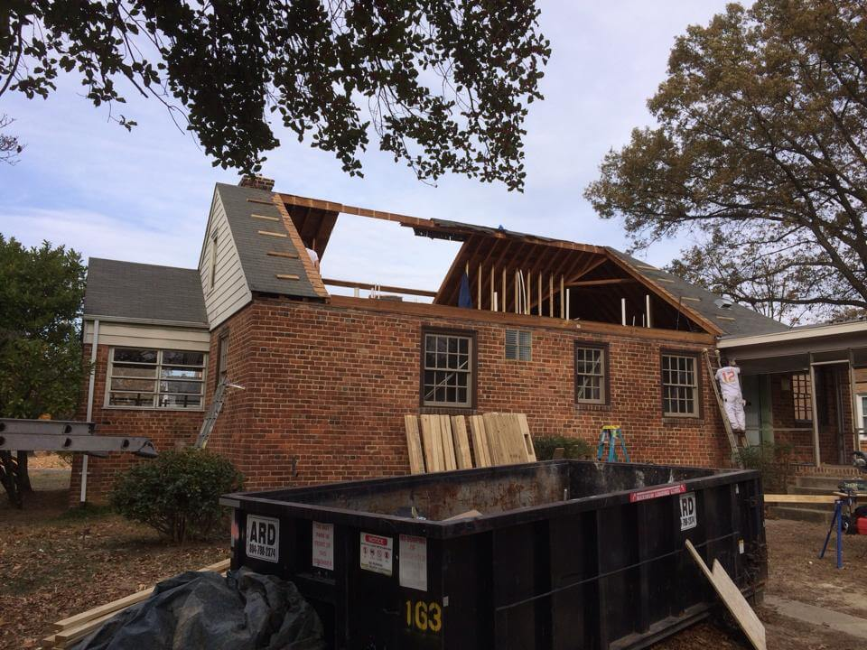 Historic Renovation of 2325 Wedgewood Avenue | First Month Progress