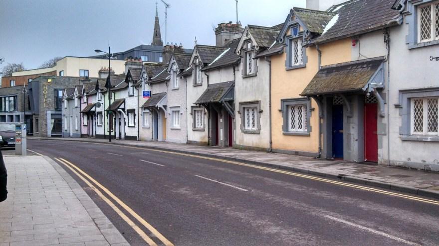 Trim Ireland Row Houses