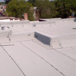Example of Modified Bitumen Roof