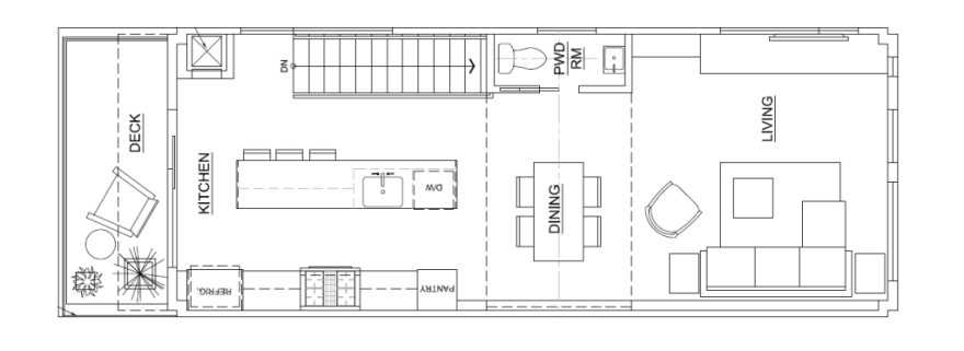 A2 Third Floor Proposed Plan