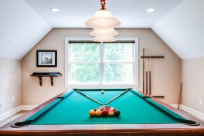 11656 Mill Road Pool Table