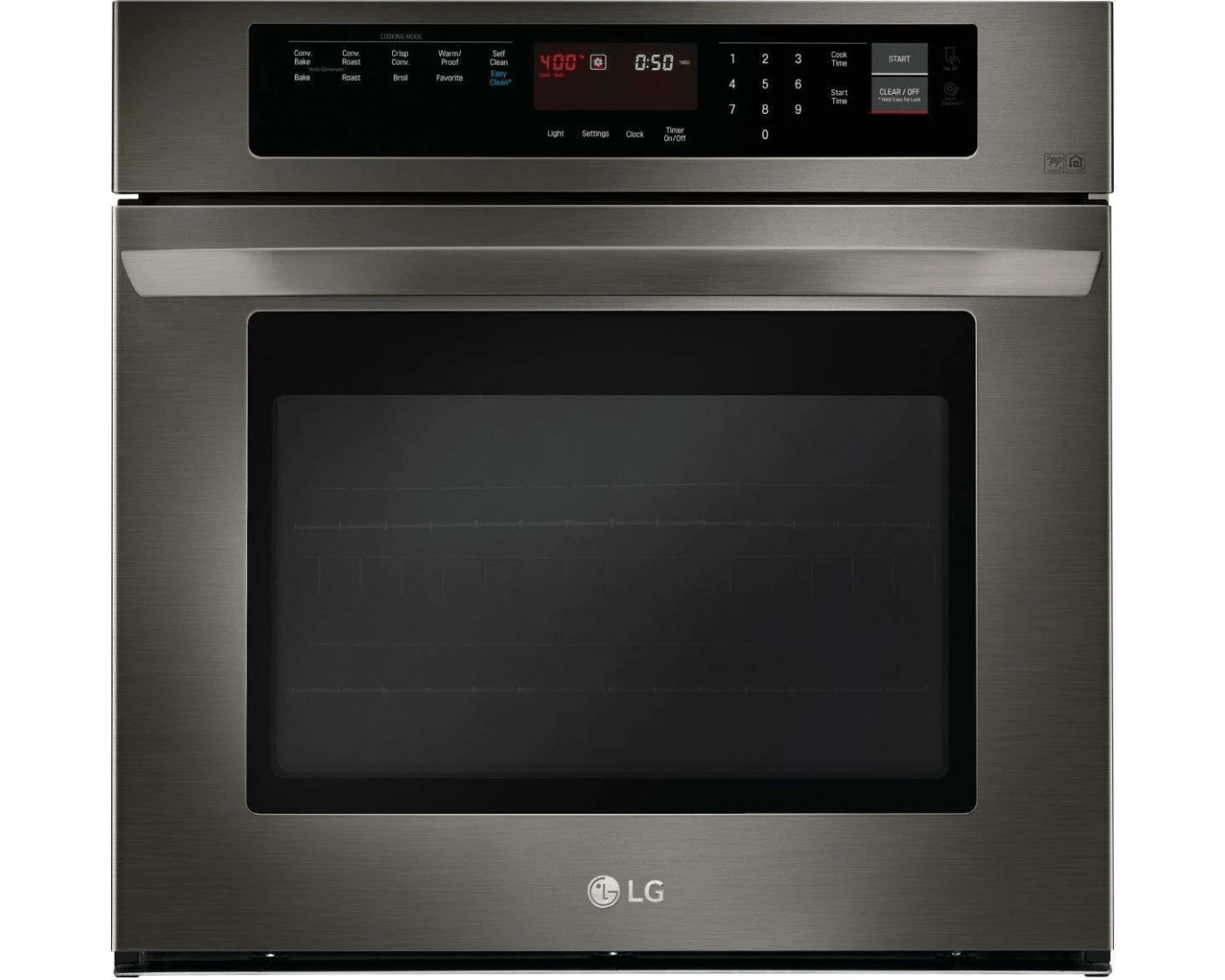 lws3063bd by lg single wall ovens goedekers com