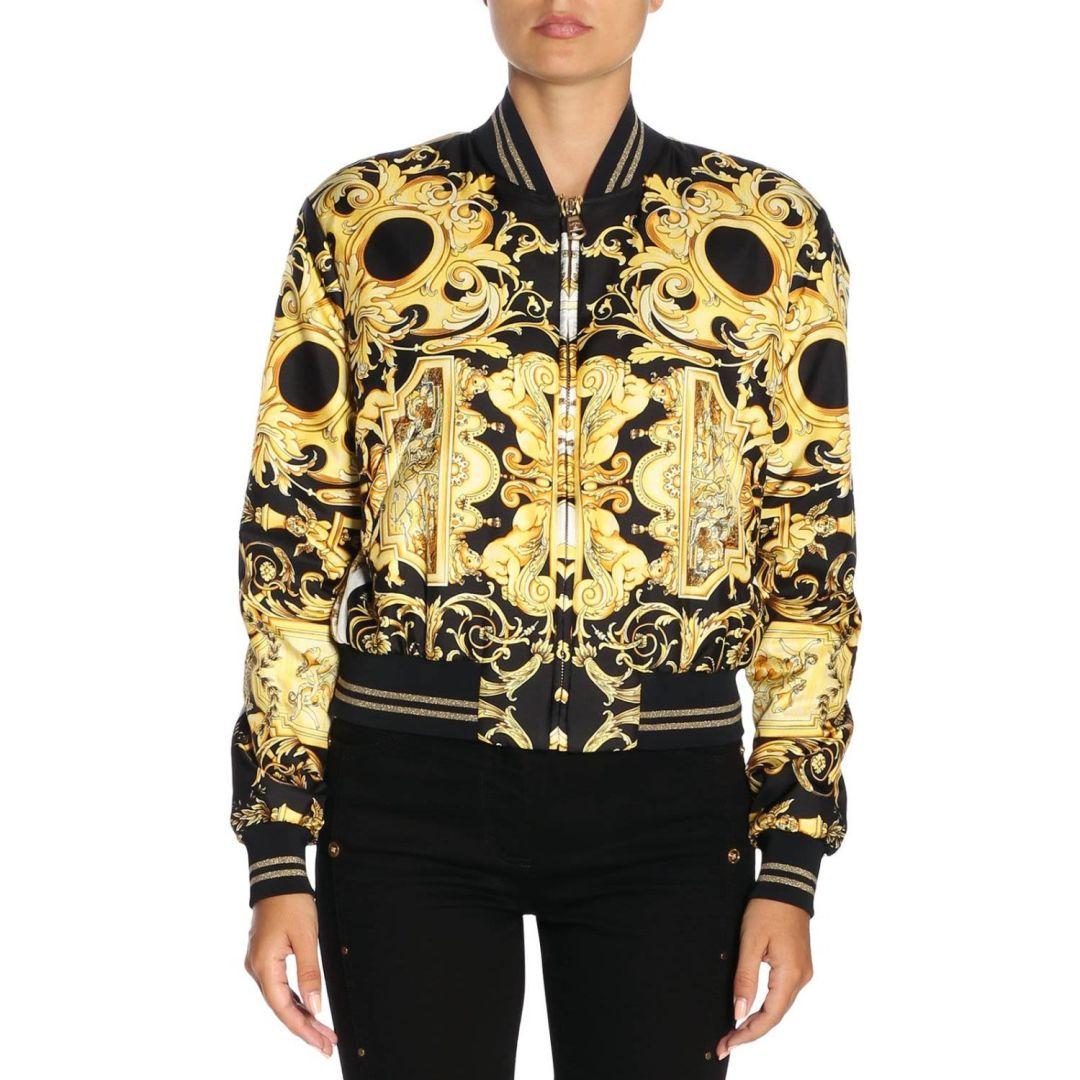 63d9036daa57 Versace Jacket Jacket Men Versace – Italist –  1,580.62