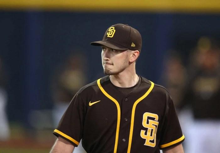 San Diego Padres: Zach Davies, SP