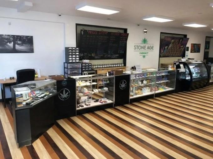 our cannabis shop