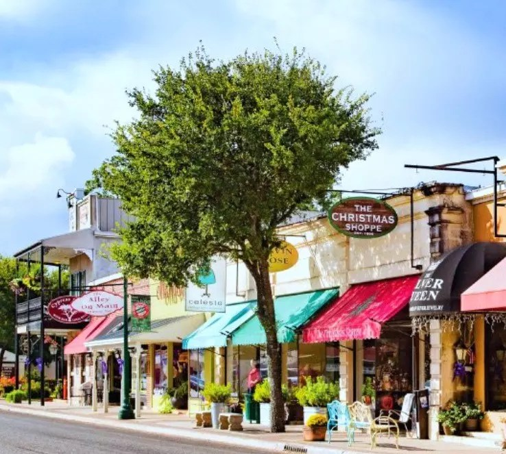 Texas Hill Country Images Culture