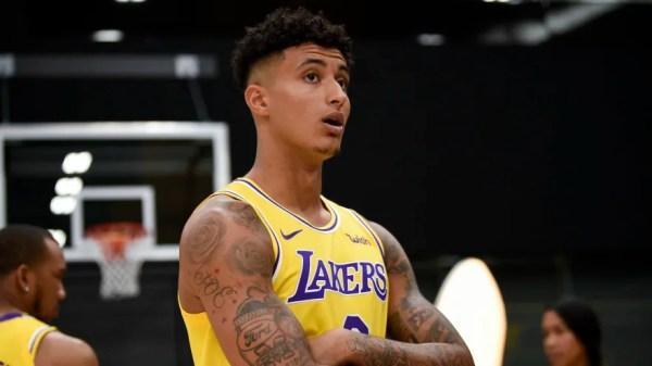 Lakers exercise 2020-21 option on Kyle Kuzma