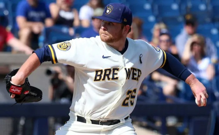 Milwaukee Brewers: Brett Anderson, SP