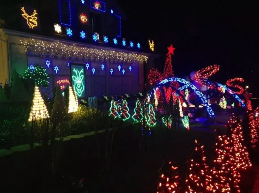 Christmas Lights In San Diego