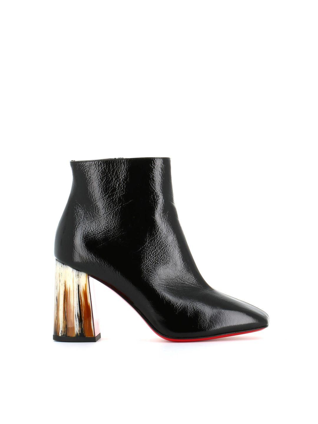 "0d4c1f0cd9bd Christian Louboutin Ankle Boot ""hilconico"" – Italist.com US –  910.83"
