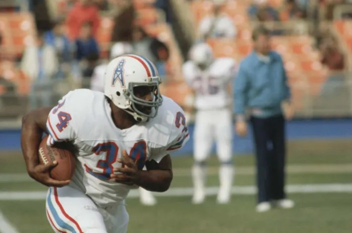 1978: Earl Campbell, Oilers