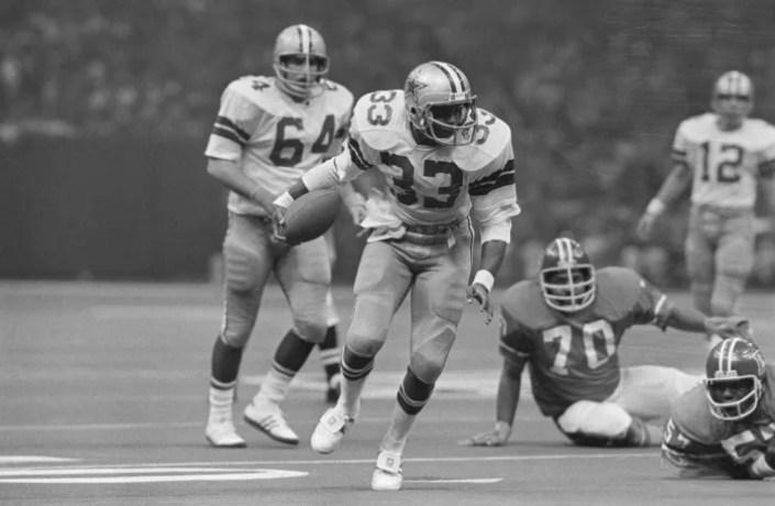 1977: Tony Dorsett, Cowboys