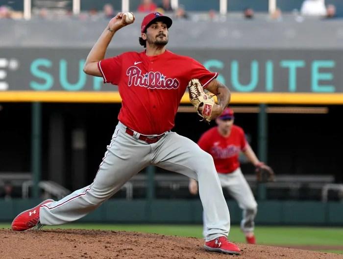 Philadelphia Phillies: Zach Eflin, SP