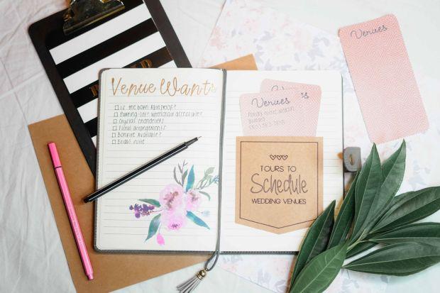 Event Planning Bullet Journal Ideas