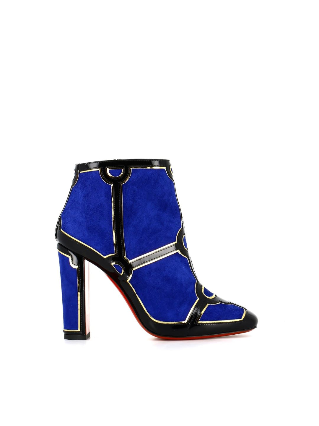 """f9ab8a53df Christian Louboutin Ankle Boot """"interior Boot 100"""" – Italist.com US –  $1,203.70"""