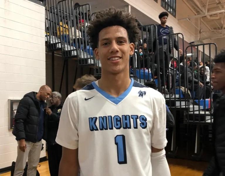 Basketball Recruiting Five Star Jalen Johnson Proves His