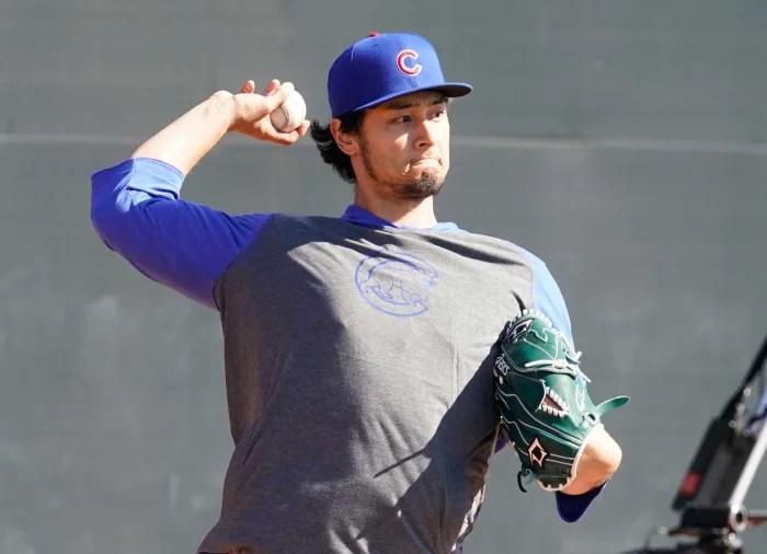 Chicago Cubs: Yu Darvish, SP
