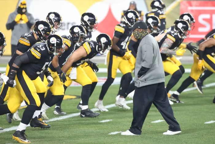 Steelers' playoff unreliability hits new peak