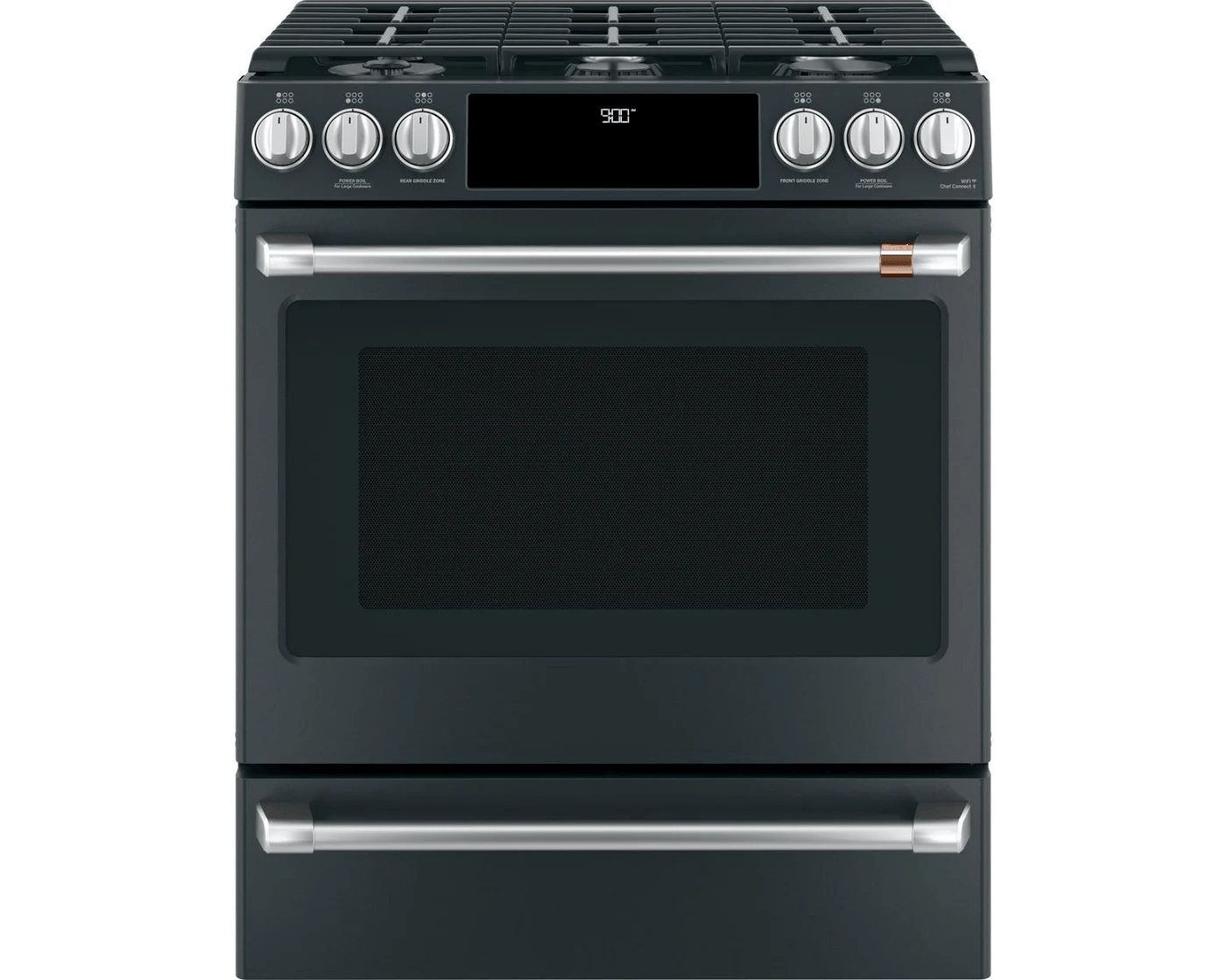 c2s900p3md1 by cafe dual fuel electric natural gas ranges goedekers com