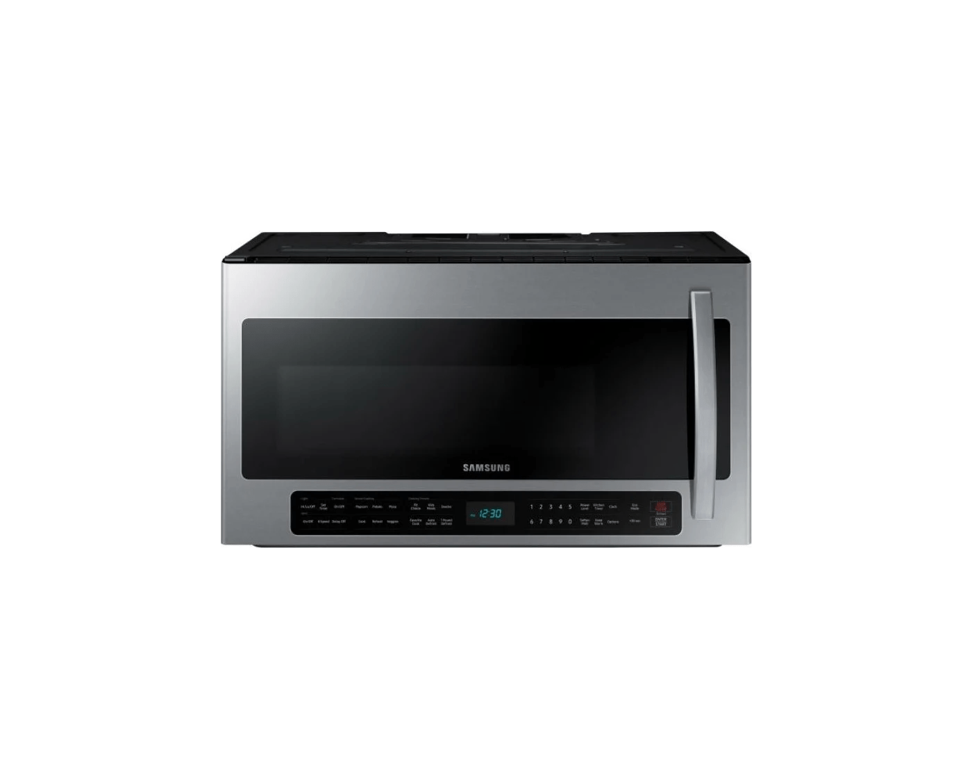 me21r7051ss by samsung over the range microwaves goedekers com
