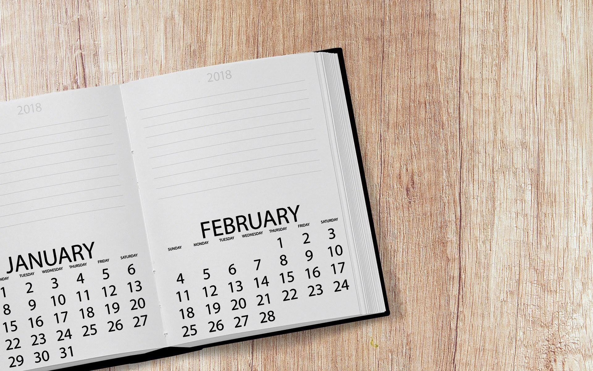 Tipp und Hilfe zu PR-Ideen für Februar 2018