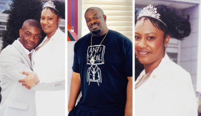 """How I Got Married To My Ex-wife At 20 And Divorced Her At 22"" – Don Jazzy Reveals"