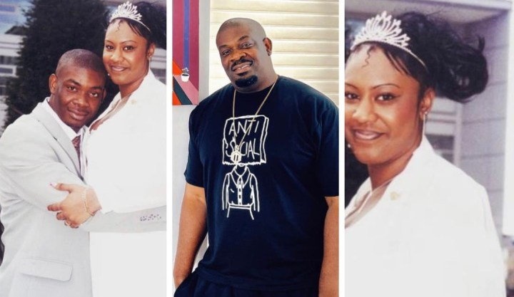 """""""How I Got Married To My Ex-wife At 20 And Divorced Her At 22"""" – Don Jazzy Reveals"""
