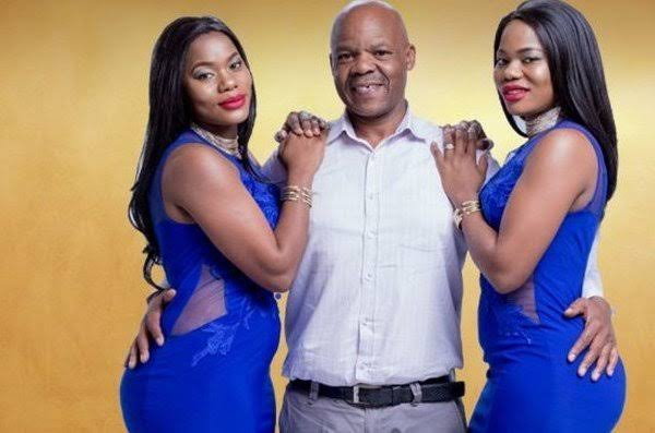 See The Twin sisters who got married to one man and later divorce the man for cheating on them