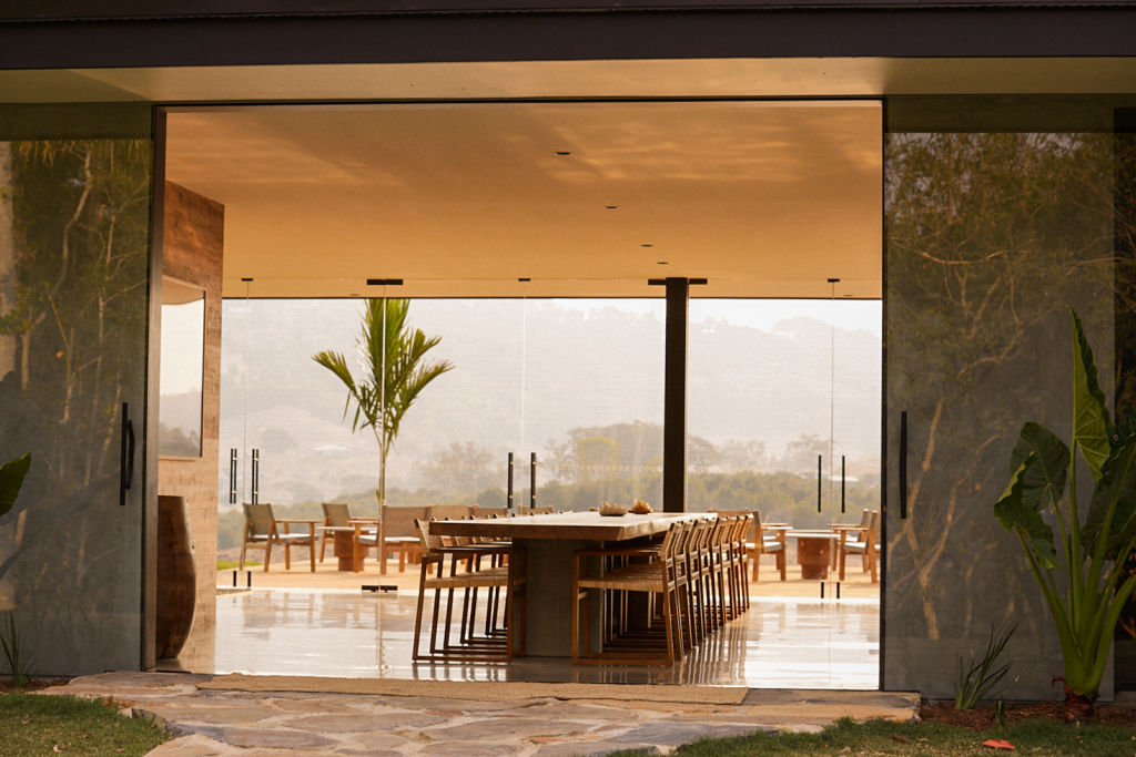 Nine Perfect Stranger's Airbnb Soma Retreat.