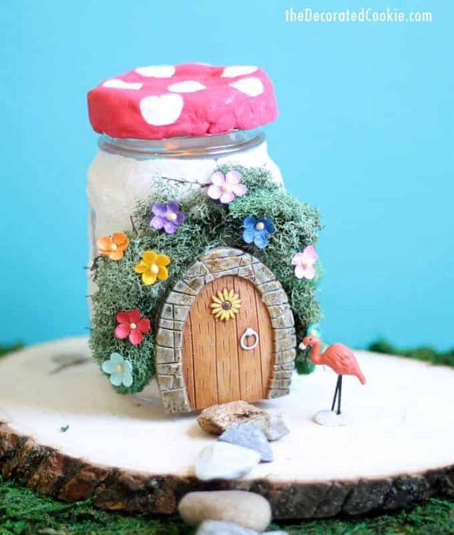 Miniature gardens filled with fairies, gnomes, and fairy houses offer children an enchanted play space to develop their creativity and imagination. They make a lovely addition to any porch, deck, backyard, or garden.