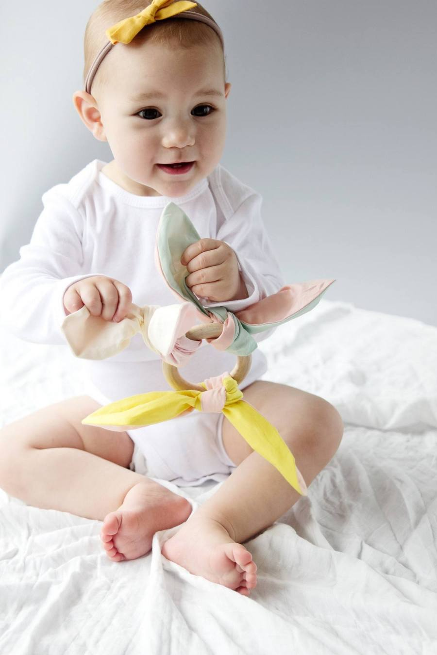 Baby toys, particularly educational baby toys, can cost a lot of money. Unfortunately, babies tend to grow tired of their toys or outgrow them so quickly that you may think you've bought them for nothing.