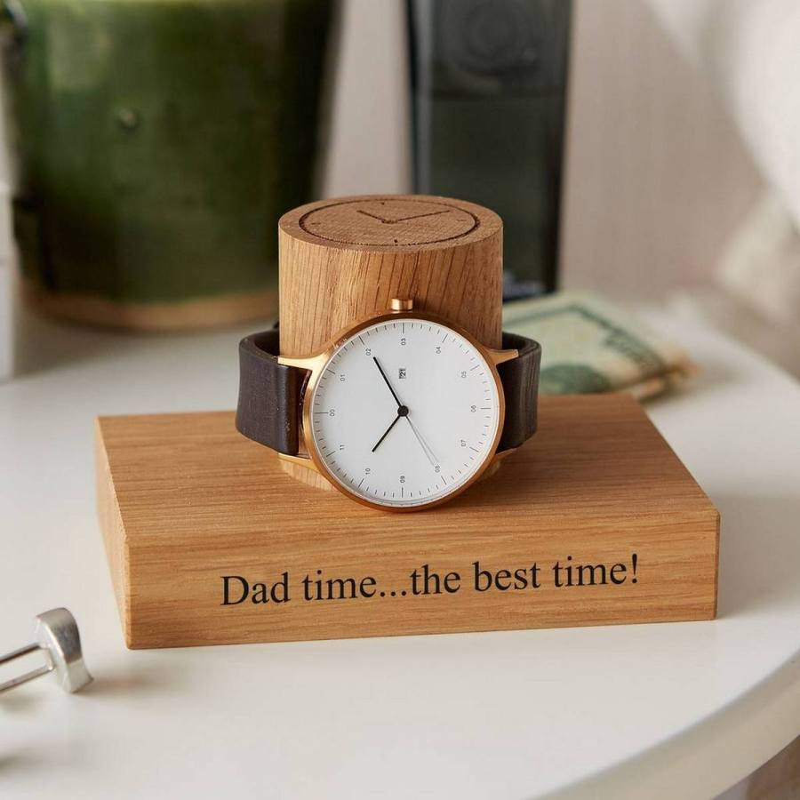 He might drive you crazy at times, but you wouldn't be without your husband, so take a browse through this collection of anniversary gifts for him that are both masculine and sentimental.