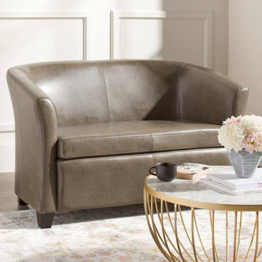 Maybe your dream loveseat makes extra room for guests or converts into a reading chaise.