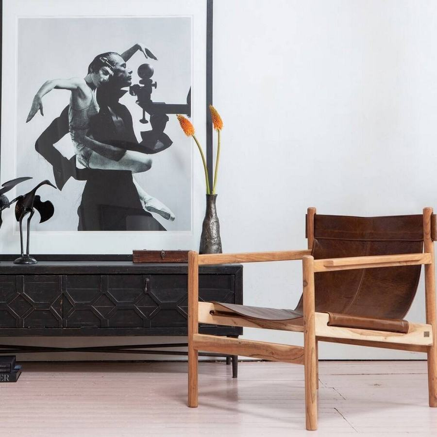 When it comes to contemporary spaces, less is essentially more and a personalized touch or two can help bring in some warmth.