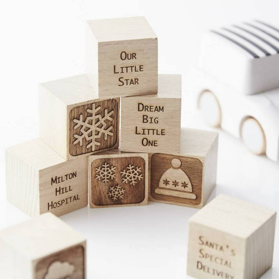 Looking for something 'out of the box' for the lovely new parents in your life?