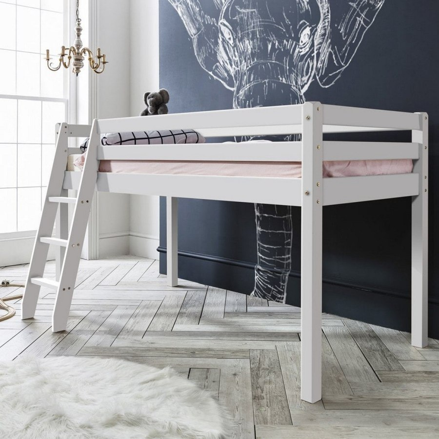 If you're shopping around for a kid's bed -  and you want something a bit fancier than the traditional single child's bed - the good news is that there are plenty of options. Frankly, kids' beds these days are awesome!