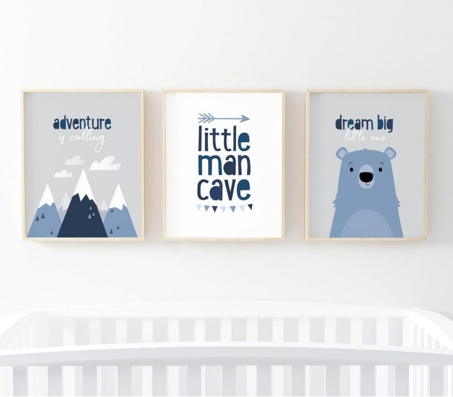 A nursery should be a lot of things. Adorable, for sure. Playful, definitely. But what about calming? Tranquil? Peaceful? Since so much of your daily routine will be spent in this space with your little one, it might be wise to gather nursery ideas that will help you and baby relax and find serenity.