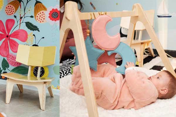 FITTO Design lança linha Kids