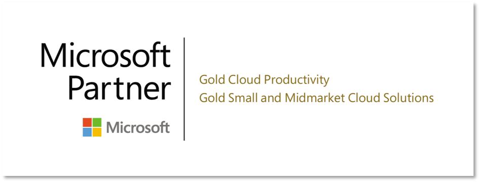 Parceiro Gold Microsoft