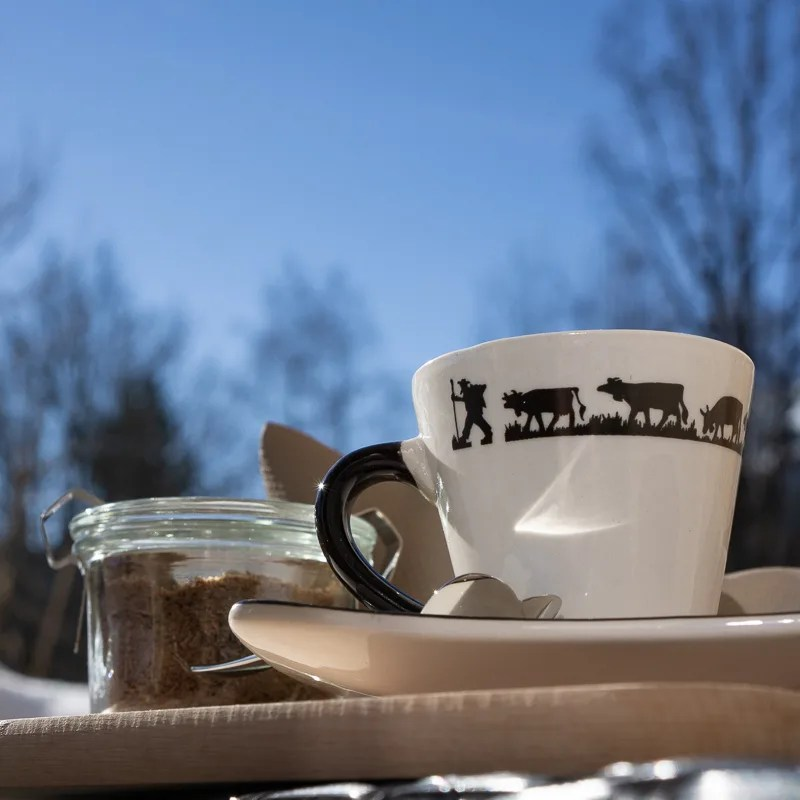 Tasse Espressotasse Almabtrie