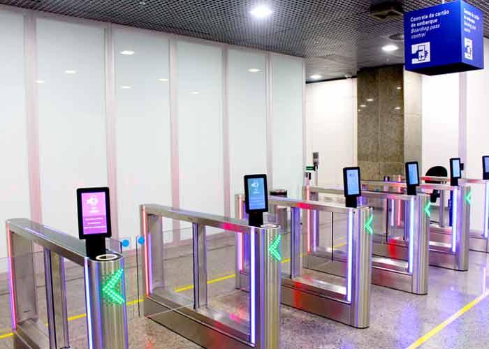 Fraport aumenta velocidade de fluxo de passageiros