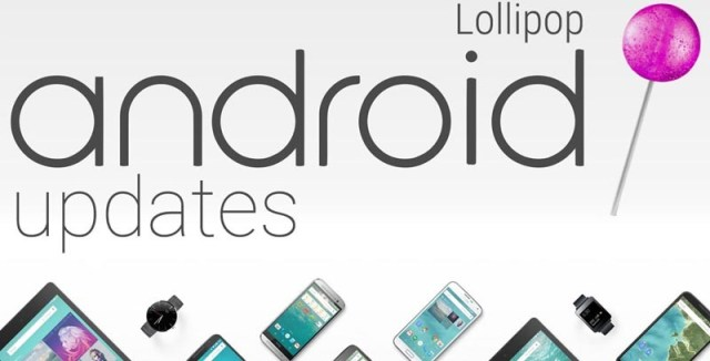 feat ulist bzy7uk Android 5.0.1 Lollipop recebe update para resolver bugs iniciais image