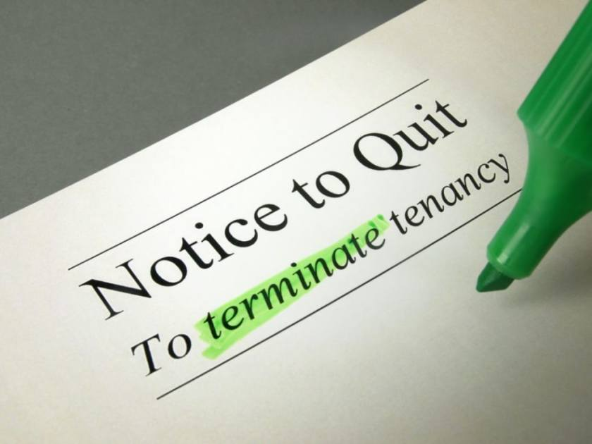 Image result for quit notice