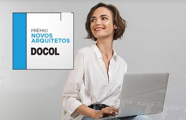 Até 20/09 – Prêmio Novos Arquitetos Docol