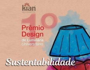 Até 13/09 – Prêmio Design de Luminária Universitário 