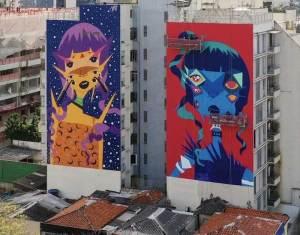 Museu de grafite a céu aberto