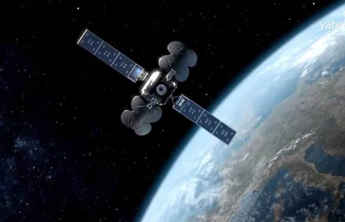 Yahsat e Hughes via satélite no Brasil
