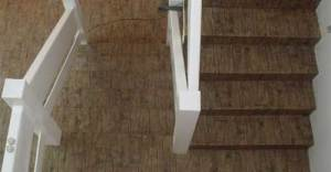 Escadas também devem ser bem vestidas